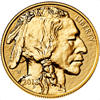 American Gold Buffalo Positive