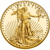 American Gold Eagle Positive